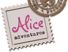Alice Adventures Logo